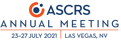 ASCRS 2021 Annual Meeting Logo
