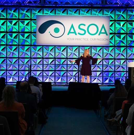 ASOA General Session speaker