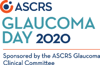 ASCRS Glaucoma Day Logo